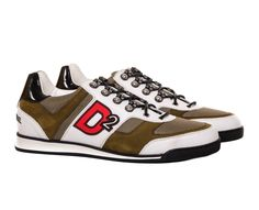 Deportiva D2 Born To Rebel, Dsquared2 - Mi and Mall