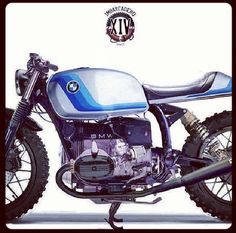 BMW caferacer by Embarcadero