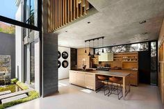 Clifton House by Malan Vorster Architecture | More images @bookofhomes #fineinteriors #interiors #interiordesign #architecture #decoration #interior #loft #design #happy #luxury #homedecor #art #decor #inspiration #blogger #photooftheday #lifestyle #travel #archilovers #photography #likeforlike #arte #garden #kitchen #summer #interiordecorating #furniture #mansion #home #house