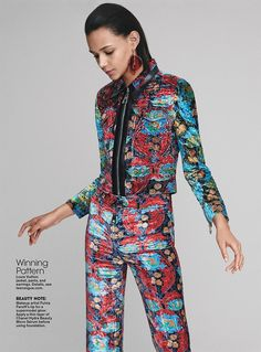 Beautiful Creatures (Teen Vogue) Teen Vogue, Beautiful Creatures, Editorial Fashion, Cover Up, Jumpsuit, Louis Vuitton, Fashion Editorials, March, Dresses