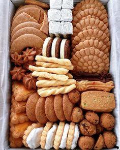 自由学園クッキー2号缶 #自由学園食事研究グループ #クッキー#cookie#缶入りお菓子