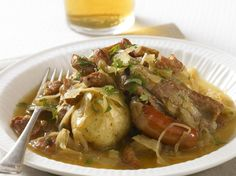 Choucroute Garni | Spice up your weeknight with some fancy French cooking!