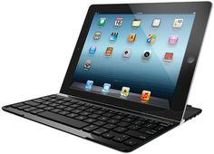 Компания Logitech пополнила ассортимент периферийных устройств новой моделью беспроводной Bluetooth-клавиатуры. Новинка получила коммерческое название Ultrathin Keyboard Cover и адресована владельцам нового iPad. Новинка также совместима с планшетом iPad 2. Клавиатура крепится к планшету по тому же принципу, что и фирменная защитная крышка Smart Cover.