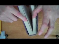 How to use an old book for an Altered Book Art Journal