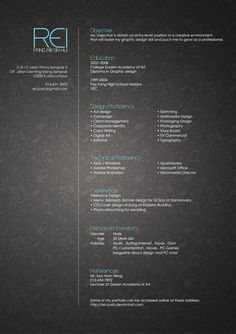 creative resume ideas for designers