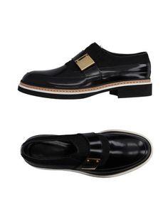 #Mcq alexander mcqueen mocassino donna Nero  ad Euro 244.00 in #Mcq alexander mcqueen #Donna calzature mocassini