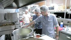 Veja como foi a produção de ricota e mussarela, que fizemos na cozinha do The Basement Pub