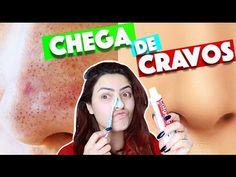 COMO REMOVER CRAVOS DO NARIZ EM 2 MINUTOS - TÉCNICAS CASEIRAS #2   KIM ROSACUCA - YouTube