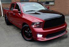 Any Love For Nick Dabbundo\'s 2012 Dodge Ram 1500 Custom Truck? \