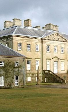 Prince Charles Unveils Dumfries House - Scotland