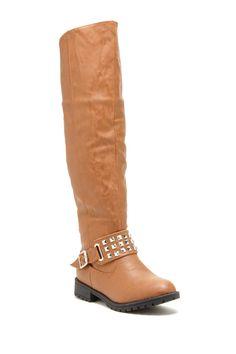 Carrini Studded Tall Boot on HauteLook