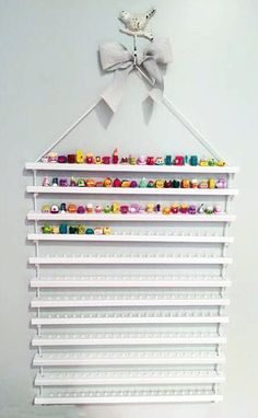 Shopkins Display Shelf, Shopkins Shelves - 12 Shelf Shopkins Storage, Shopkins Wall Decor, Toy Storage She