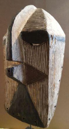 Online veilinghuis Catawiki: Monumental Songye Kifwebe Mask - SONGYE -CONGO RDC