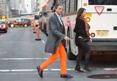 orange/purple! YAS