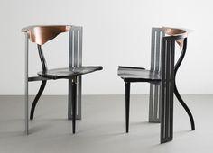 Borek Sipek, Ota Otanek Chairs, Vitra - 1988