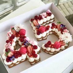 1Set Number Shaped Baking Bakeware Dessert Cake Mold Birthday
