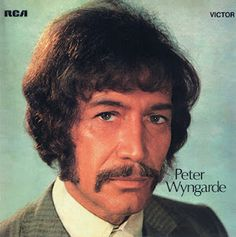 Peter Wyngarde - Always looks like he is going to a funeral