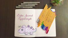 Bullet Journal Gyűjtemények / Bullet Journal Ideas //Renzilla