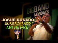 Humberto Ramirez Jazz Orchestra,Canta Josue Rosado,Timbal Raúl Rosario García,Abarriba,Cumbiaremos