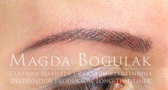 Makijaż permanentny brwi. Więcej o makijażu permanentnym brwi: http://sharley.pl/oferta/makijaz-permanentny/makijaz-permanentny-brwi/