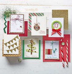 Makers Guide: Handcrafted Holiday Cards
