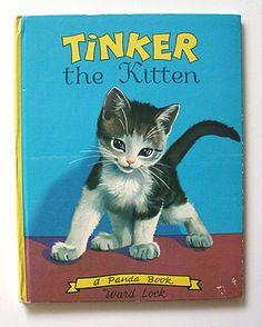 Tinker the Kitten