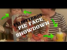 Pie Face Showdown Funny Video Today We Played The Pie Face Showdown!! This channel is all about  FUN! Toys, Challenges, Video Games, Experiments, Attractions and Every Day Kid Life!  If it's fun for kids and their families then you will definitely find it here!   We upload videos often! Your comments, votes, likes and even suggestions determine our next videos - and we love to hear from our fans!!  Thank you for checking us out....