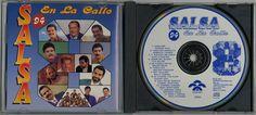 Salsa En La Calle Ocho '94 CD MIX