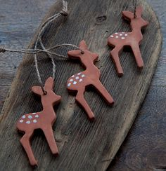Itse tehdyt joulukoristeet – Kotiliesi Whimsical Christmas, Magical Christmas, Merry Little Christmas, Merry Xmas, Winter Christmas, Christmas Ornaments, Yule Decorations, Merry And Bright, Gingerbread Cookies