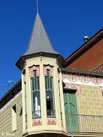 Casa Antoni Lleal (Can Pepus) - Barcelona Modernista
