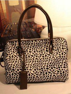Leopard Print Handbag Prints Animal Cheetah Louis Vuitton Handbags