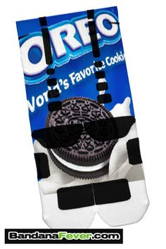 "Nike Elite Socks ""Oreos"" + FREE SHIPPING - by Bandana Fever on Etsy, $34.99"
