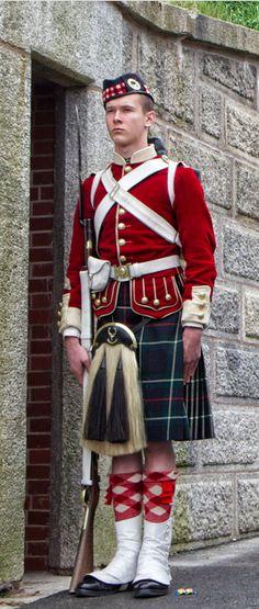 Keeping Guard at the Citadel - Halifax, Nova Scotia Canada Canada Cruise, Canada Travel, Blue Ridge Mountains, Canadian Pacific Railway, Canadian Rockies, Visit Nova Scotia, Men In Kilts, Kilt Men, O Canada