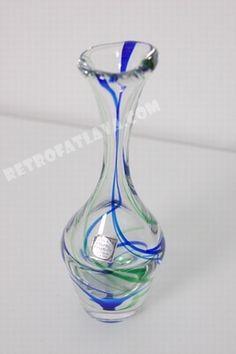 Max Verboeket vase (Kristal Unie Maastricht )