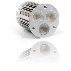 Powerlight LED 6-8W   Powerlight led - LucibelCouleur d' éclairage au choix