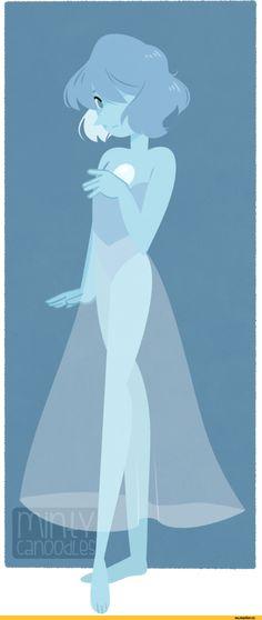 Steven universe,фэндомы,SU Персонажи,SU art,Blue Pearl …