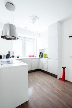 Image result for minimalistyczna biała kuchnia