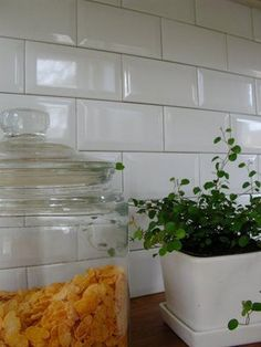 flowerpot on the sink New Kitchen, Interior Inspiration, Flower Pots, Room Decor, Sink, Google, Blog, Ideas, Kitchens