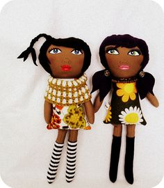 Constance and Hattie 168 by A Little Vintage, via Flickr