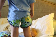 Ruffled Boxers by mesewcrazy, via Flickr