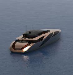 Copern 50M Yacht