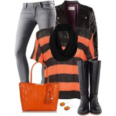 Jeans, created by daiscat on Polyvore
