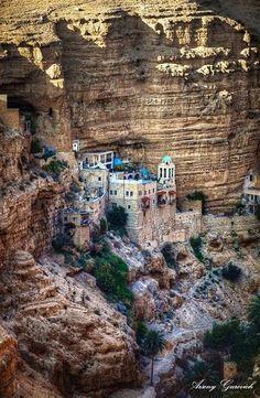 St. George's Monastery, Israel.