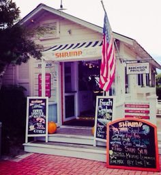 Favorite shrimp shack, #Seaside FL