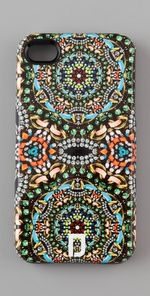 Love this fake jewel iPhone case.. Now I just need an iPhone