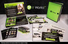 Starter's kit = Inschrijfkosten (€115) Meer info op: www.bodywrapsnederland.nl/distributeur-worden