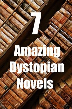 7 Amazing Dystopian Novels You Don't Want to Miss Out ON! Are you looking for a dystopian book? Books to read after Hunger Games, Divergent, and many other dystopian novels! Dystopian Society, Alternative Education, Reluctant Readers, Novels To Read, Six Month, Books For Teens, Good Books, Amazing Books, Elementary Schools