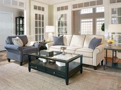 Lincoln/Loren Living Room Set by Flexsteel at Crowley Furniture in Kansas City