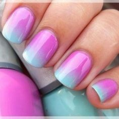 Inspiration Ombre Beauty