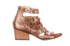 gold sandal - fiorifrancesi